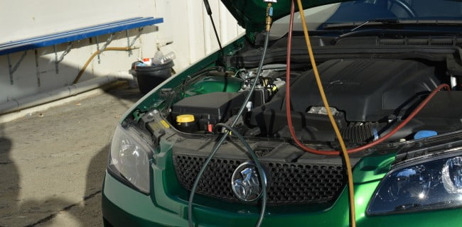 Home Air Conditioning Regas Cost