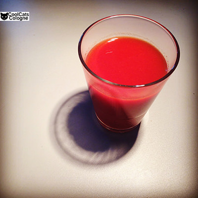 Instagram Tomatensaft