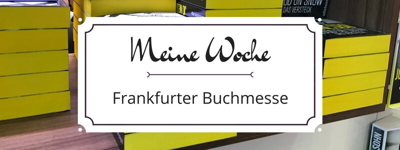 Bericht Buchmesse Frankfurt