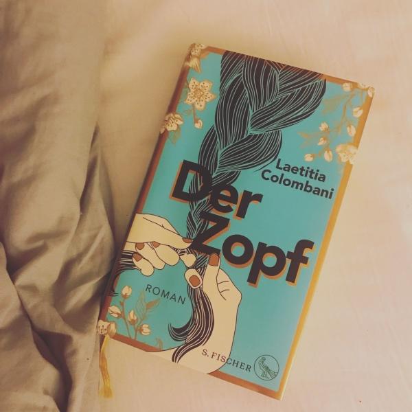 Buch: Der Zopf Laetitia Colombani