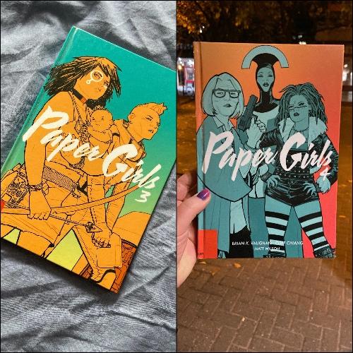 Comics paper girls