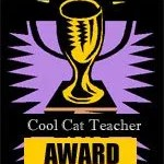 Disruptive Innovators Course for Librarians in Saskatchewan receives a Cool Cat Teacher Award