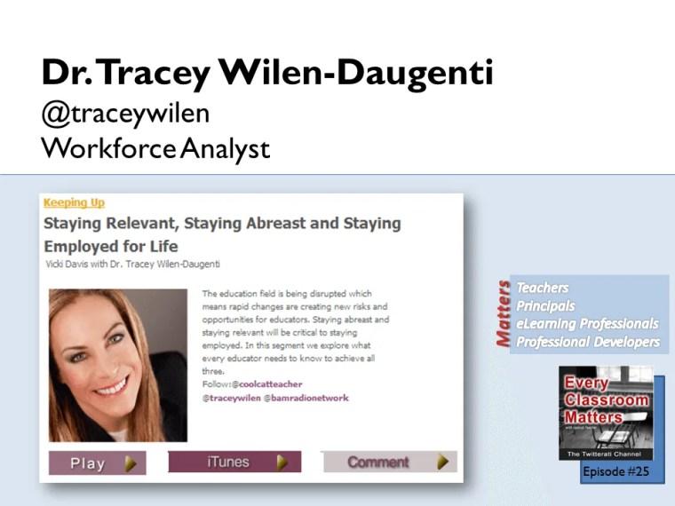 Tracey Wilen-Daugenti