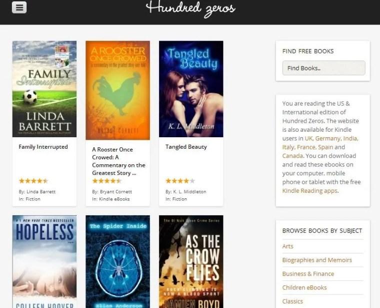 Hundred zeros ebook guide