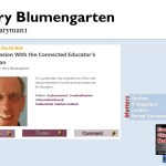 Jerry Blumengarten: The Connected Educator's Cybrarian