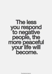less-respond-negative-people