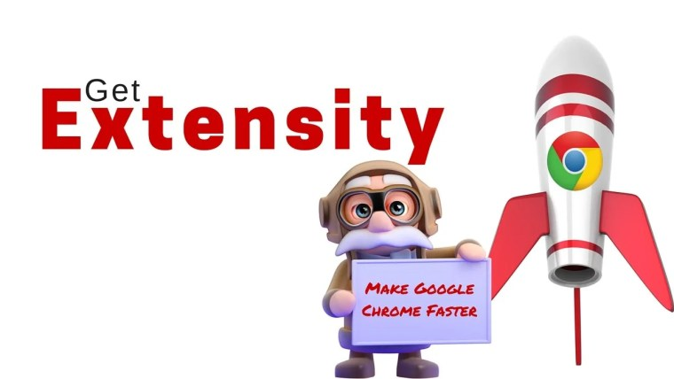 Make Google Chrome faster with Extensity
