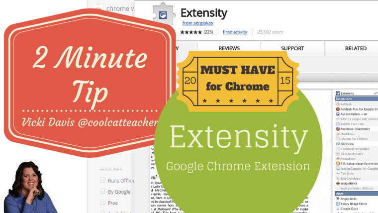 The must use extension for Google Chrome.