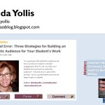 3 Strategies for Building an Authentic Audience for Your Student's Work
