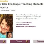 The Four Liters Challenge: Teaching Students About Water Poverty