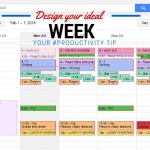 My Top Time Management Tips: Plan Your Ideal Week