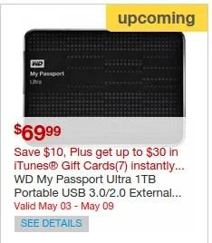 Western Digital Backup