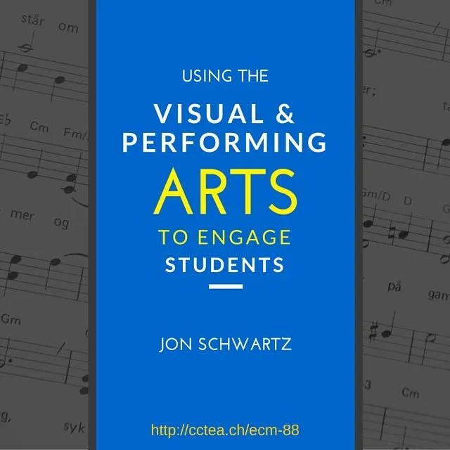 Using the visual and performing arts to engage students