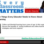 7 Things Every Educator Needs to Know About Online Learning