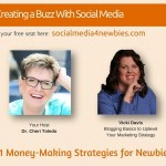 Creating a Buzz with Social Media
