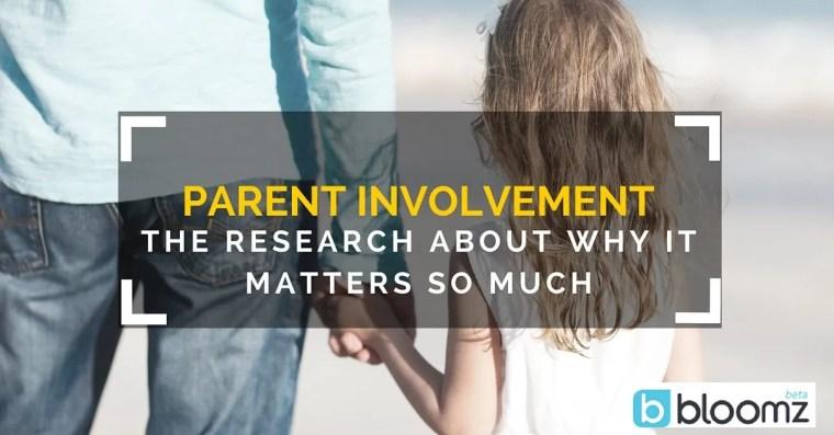 Parent involvement (1)