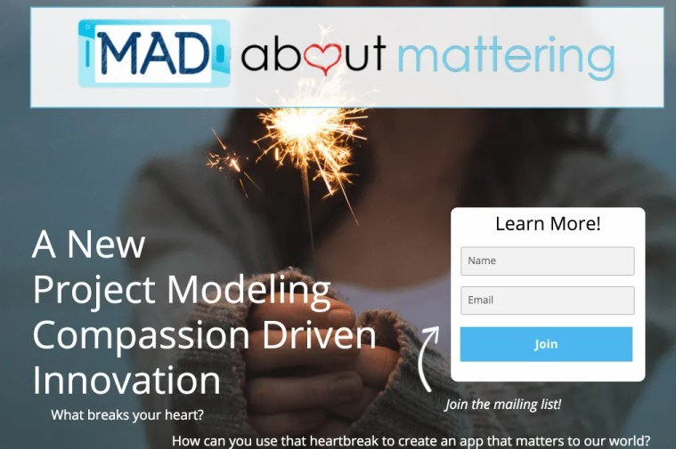 MAD about Mattering compassion driven innovation