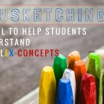 Edusketching: A Tool to Help Students Understand Complex Concepts