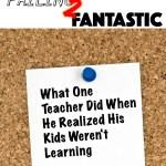 What One Teacher Did When He Realized His Kids Weren't Learning