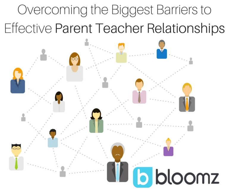 Overcoming barriers to effective parent teacher relationships