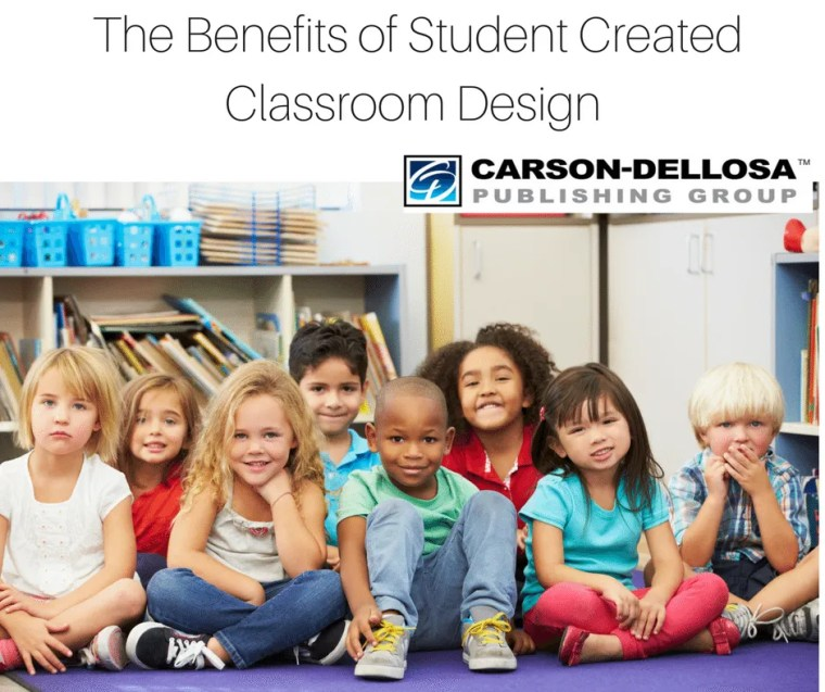 The Benefits of Student Created Classroom Design