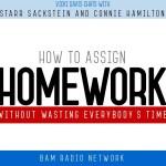 teacher podcast homework