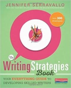 the writing strategies book