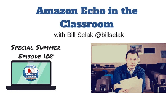 amazon echo in the classroom