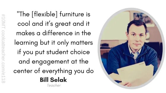 bill selak flexible seating