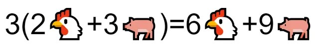 Emojis help variables come alive and make sense. See Eric's blog post on emojis in Google docs to learn how to do this.