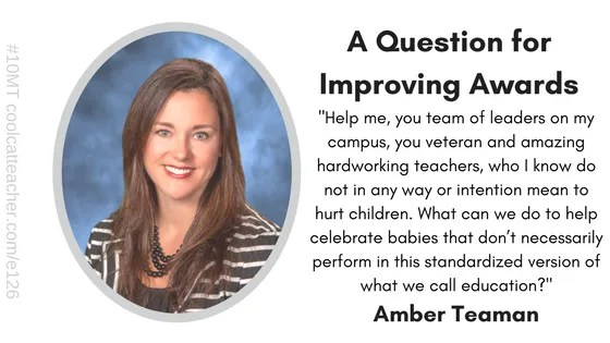 amber teaman awards