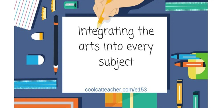 Integrating the arts into every subject and whole school activities (1)