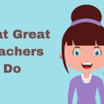 3 Things Great Teachers Do