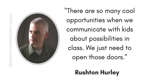 Rushton Hurley make classroom special