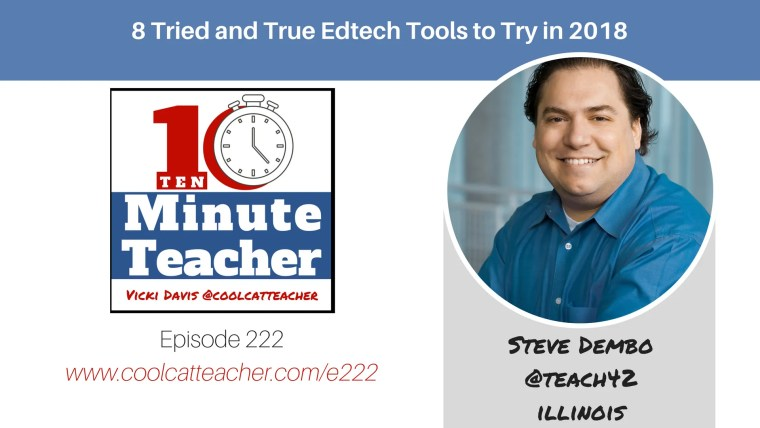 8 edtech tools to try in 2018