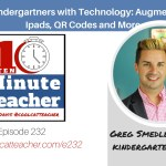 Engaging Kindergartners with Technology: Augmented Reality, Ipads, QR Codes and More