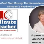 Why Kids Can't Stop Moving: The Neuroscience Behind a Student's Need to Move
