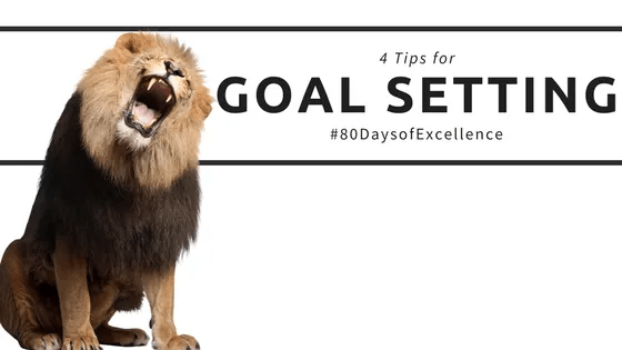 tips for goal setting