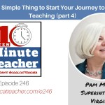 Change One Simple Thing to Start Your Journey to Remarkable Teaching