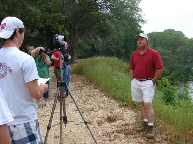 Community experts were interviewed as part of the Flint River Project.