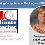 5 Ways to Bring Computational Thinking and STEM Together