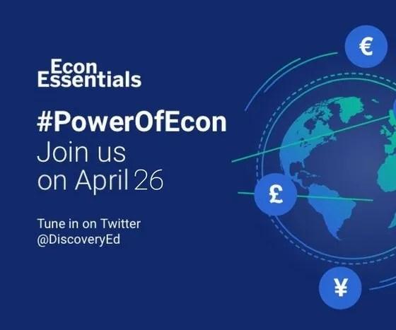 #powerofecon economics education