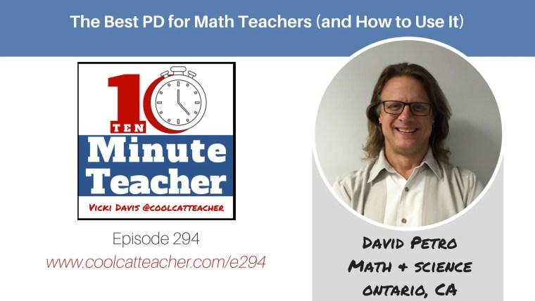 david petro math and science