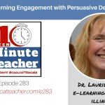 E-learning Engagement: Persuasive Design Strategies