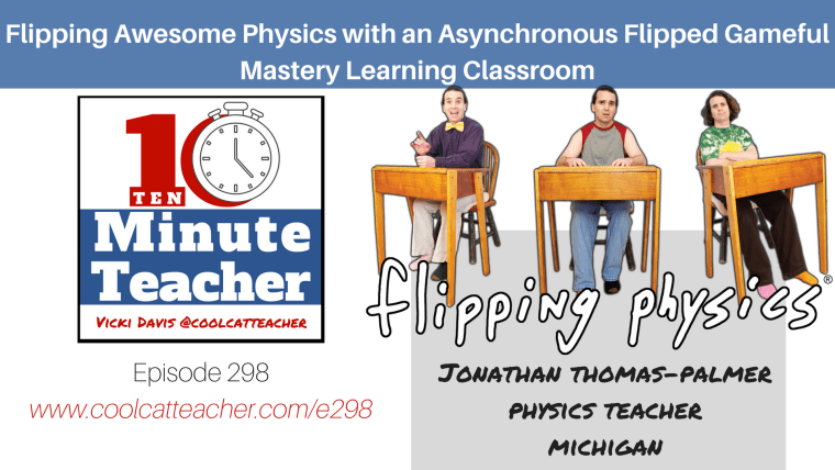 flipping awesome physics gameful learning classroom