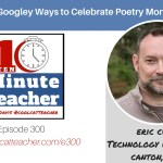 5 Googley Ways to Celebrate Poetry Month