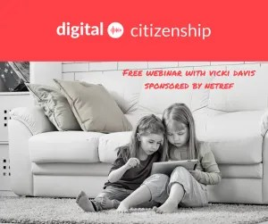 digital citizenship webinar
