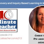 Carrie Pierce: Discovery and Inquiry-Based Learning in Math