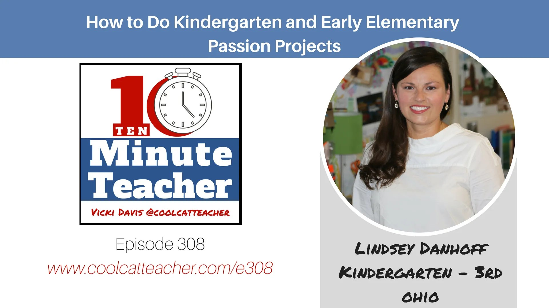 How to Do Passion Projects in Kindergarten and Early Elementary