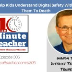 Wanda Terral: 5 Ways to Help Kids Understand Digital Safety Without Scaring Them To Death